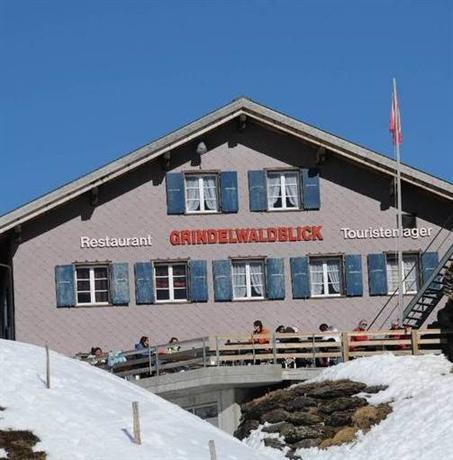 Berghaus Grindelwaldblick Kleine Scheidegg