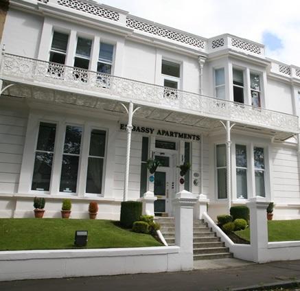 Embassy Apartments Glasgow