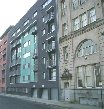 College Apartments Glasgow