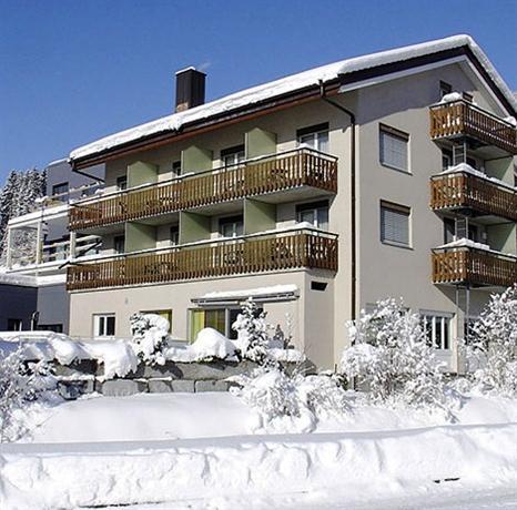 Hotel Post Garni & Camping Euthal