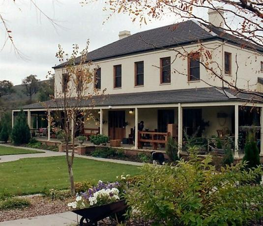 Ginninderry Homestead Bed & Breakfast Canberra