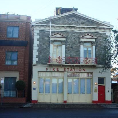 Fire Station Inn Adelaide