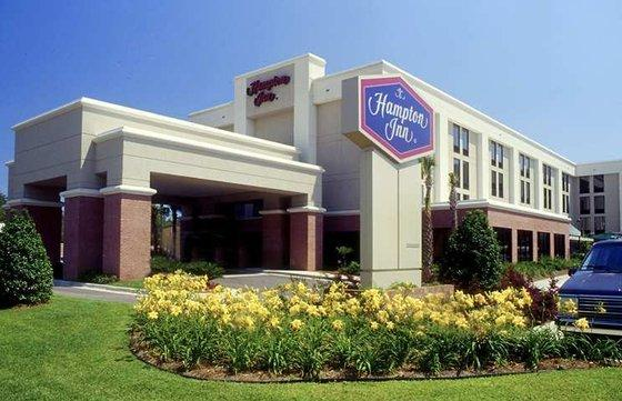 Hampton Inn Airport Cordova Mall Pensacola