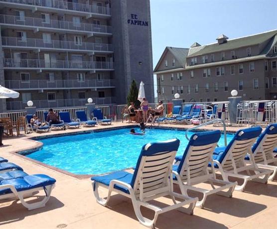 Tidelands Caribbean Hotel Ocean City