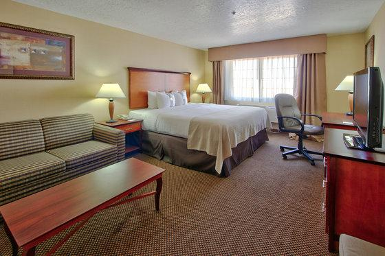 Holiday Inn Select Airport Albuquerque