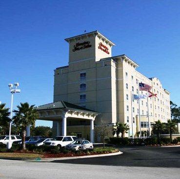 Hampton Inn & Suites Deerwood Park Jacksonville