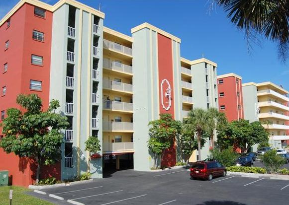 Ram Sea Resort Condominiums North Redington Beach