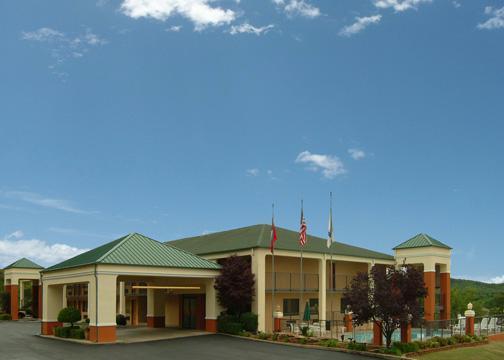 Clarksville (AR) United States  city photos : inn clarksville 55 9km clarksville $ 151 usd holiday inn express hotel ...