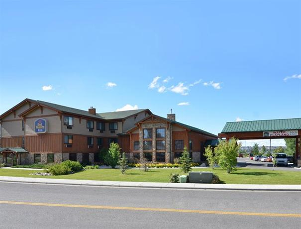 Best Western Plus Kelly Inn & Suites