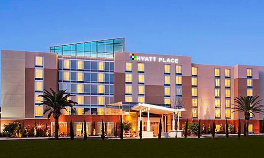 Hyatt Place Hotel Airport Jacksonville (Florida)