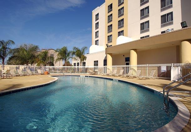 SpringHill Suites Airport Orlando