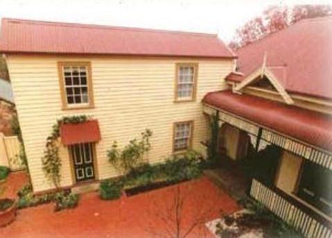 Strathesk House Launceston