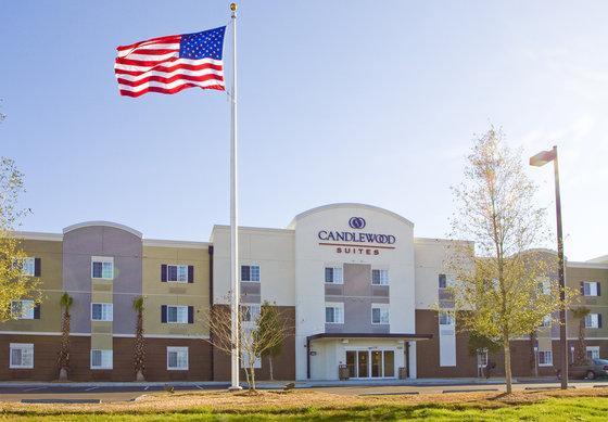 Candlewood Suites East Merril Road Jacksonville