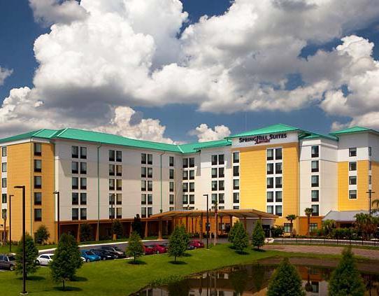 Springhill Suites Seaworld Orlando