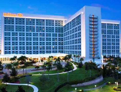 Hilton Hotel Orlando