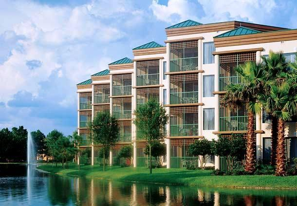 Marriotts Imperial Palm Villas Orlando