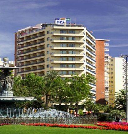 Hotel MS Maestranza Malaga