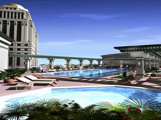 Fairmont Nile City Hotel Cairo