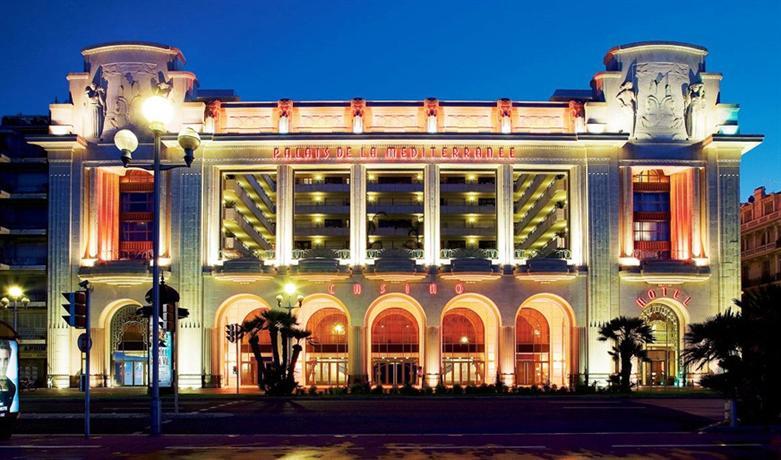 Palais De La Mediterranee Hotel Nice