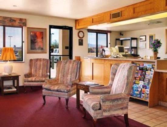 Super 8 Motel Benson
