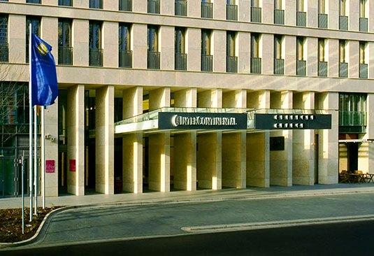 Intercontinental Dusseldorf Hotel