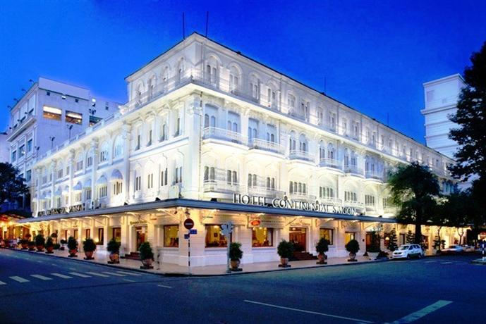 Hotel Continental Saigon Ho Chi Minh City