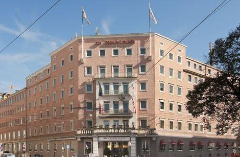 Crowne Plaza Hotel Salzburg - The Pitter