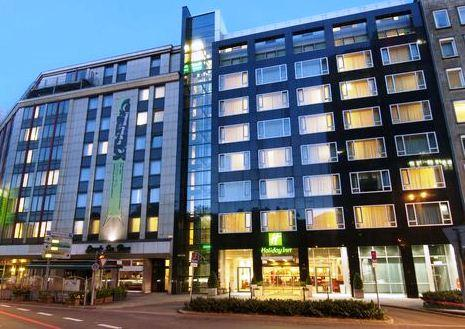 Holiday Inn Duesseldorf City Centre Koenigsallee