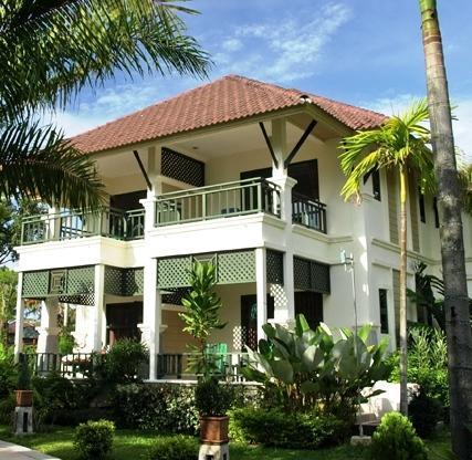 Baan Khaolak Resort Phang Nga
