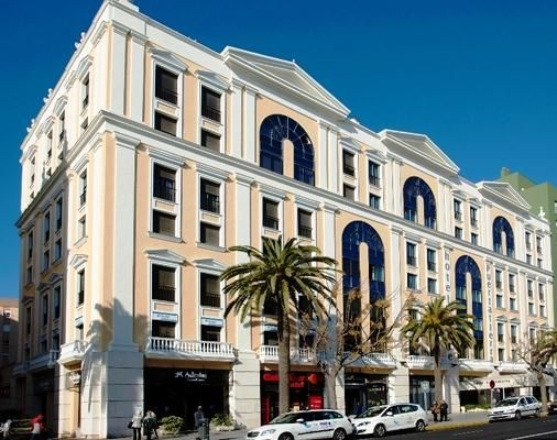 Monte Puertatierra Hotel Cadiz