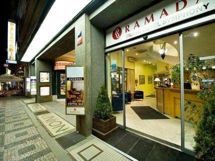 Ramada city centre hotel prague for Hotels in prague city centre
