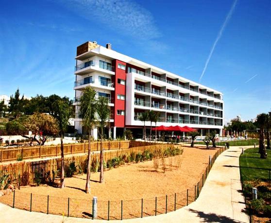 Areias Village Hotel Apartamento Albufeira