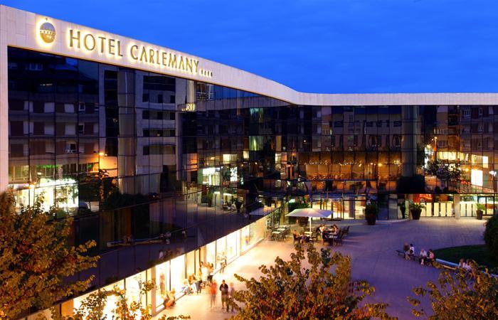 Carlemany Hotel Girona