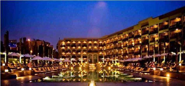 Mena House Oberoi Cairo