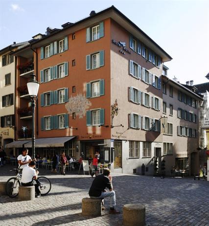 Adler Hotel Zurich
