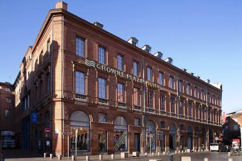 Crowne Plaza Hotel Toulouse