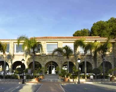 Parador de Malaga Gibralfaro Hotel