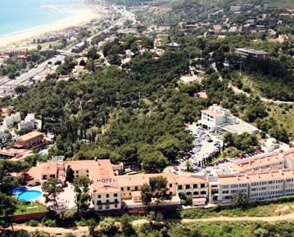 Bhr Gran Rey Don Jaime Hotel Barcelona