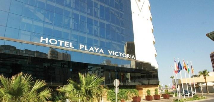 Hotel Playa Victoria Cadiz