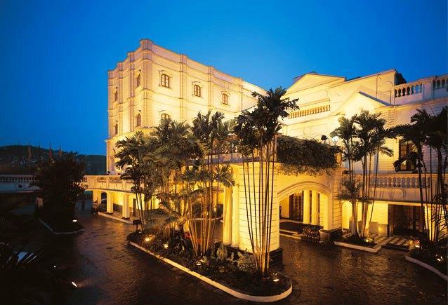 Oberoi Grand Hotel Kolkata