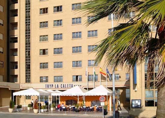 Tryp La Caleta Hotel Cadiz