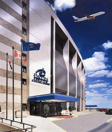 Delta Hotel Airport Calgary