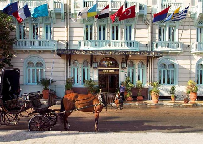 Sofitel Cecil Alexandria Hotel