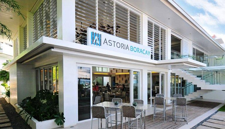 Astoria Plaza