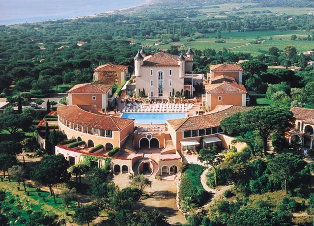 Chateau De La Messardiere Saint-Tropez