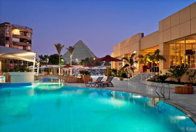 Le Meridien Pyramids Hotel Cairo