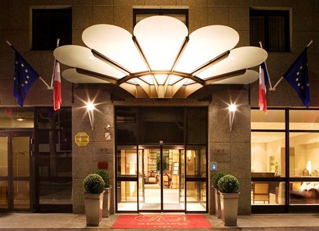 La Reine Astrid Hotel Lyon