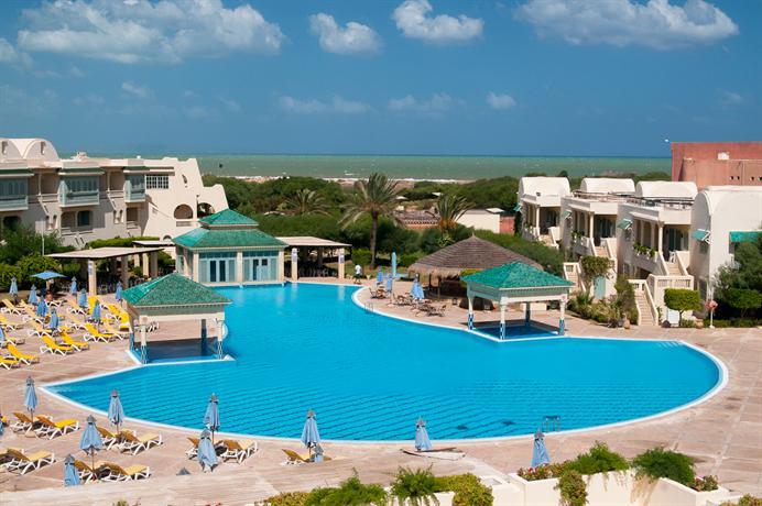 Lovely Carthage Thalasso Resort ...
