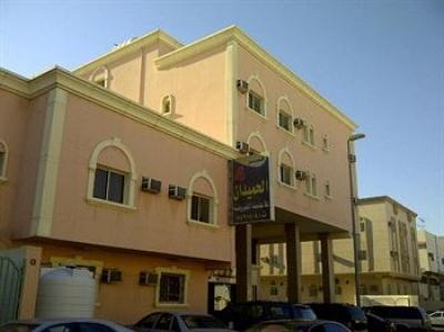 Dammam ,Al_Homaidan_4_Suites_Palace صورة