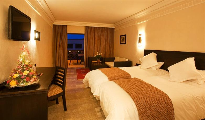 Zalagh Kasbah Hotel And Spa Address
